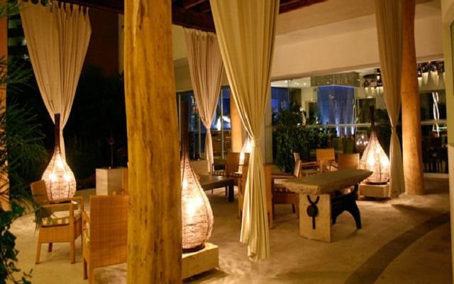 Hotel Ocean Breeze Nuevo Vallarta, espacios de diseño