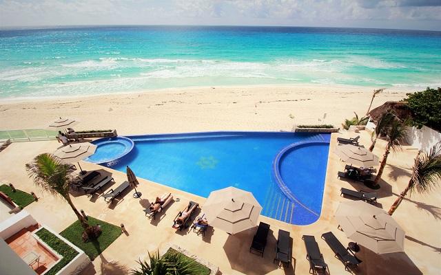 Hotel Ocean Dream BPR, vista aérea