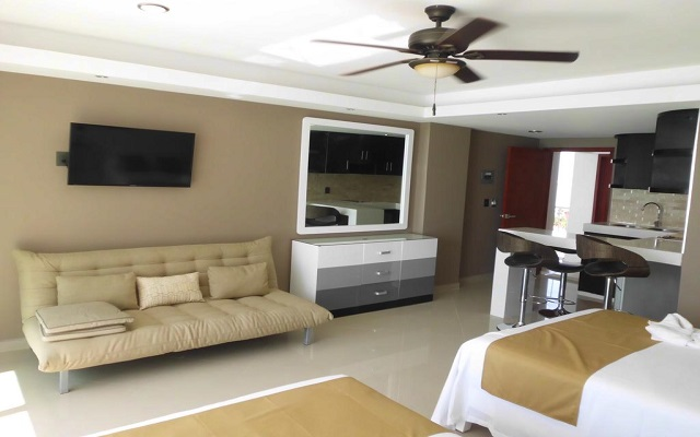 Hotel Ocean Dream BPR, habitaciones bien equipadas