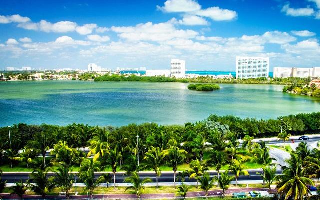 Hotel Ocean Dream BPR, hermosa vista a la laguna
