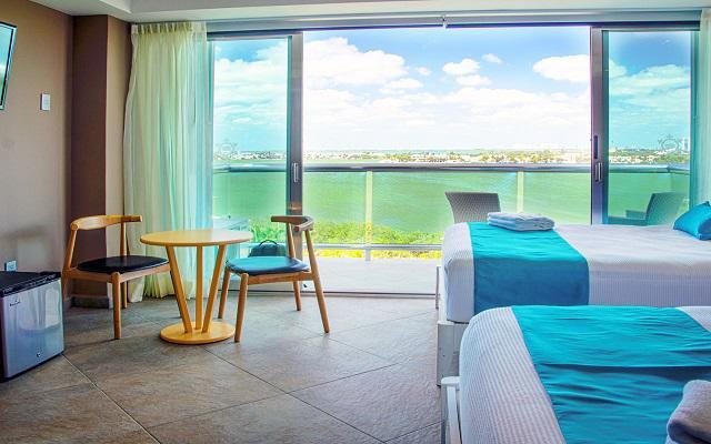 Hotel Ocean Dream BPR, habitaciones con lindas vistas