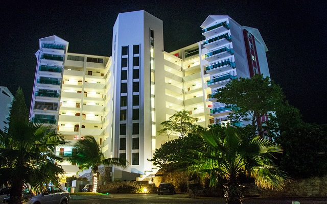 Hotel Ocean Dream BPR, vista nocturna