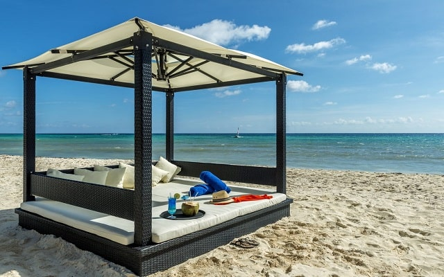 Hotel Ocean Riviera Paradise All Inclusive, amenidades en cada sitio