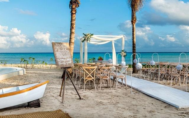 Hotel Ocean Riviera Paradise All Inclusive, tu boda como la imaginaste