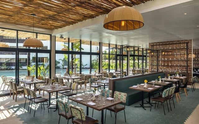 Hotel Ocean Riviera Paradise All Inclusive, escenario ideal para tus alimentos