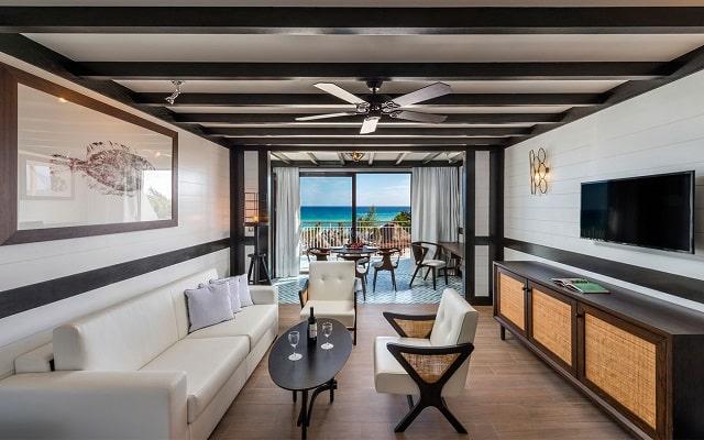 Hotel Ocean Riviera Paradise All Inclusive, habitaciones bien equipadas