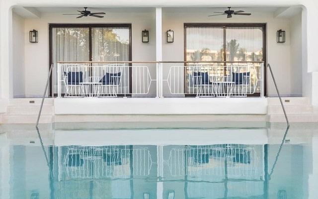 Hotel Ocean Riviera Paradise All Inclusive, habitaciones con acceso a la alberca