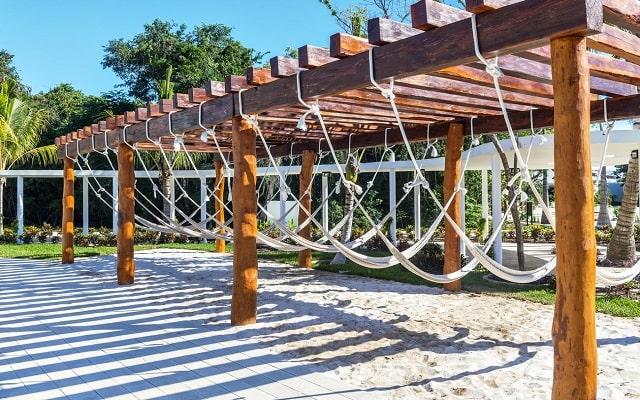 Hotel Ocean Riviera Paradise All Inclusive, espacios para tu tranquilidad