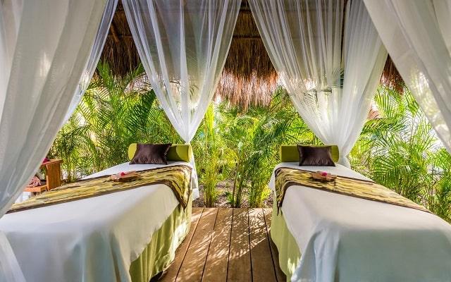 Hotel Ocean Riviera Paradise All Inclusive, permite que te consientan con un masaje