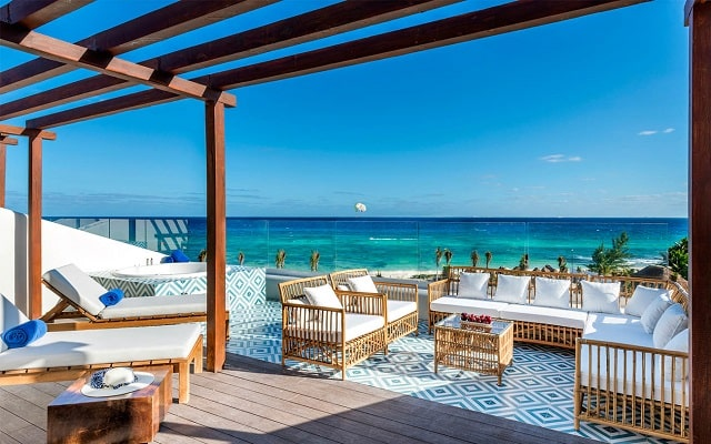 Hotel Ocean Riviera Paradise All Inclusive, lujosas habitaciones