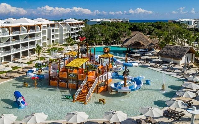 Hotel Ocean Riviera Paradise All Inclusive, parque acuático