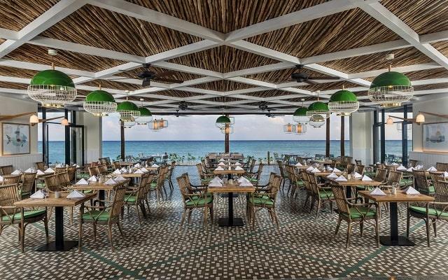 Hotel Ocean Riviera Paradise All Inclusive, servicio de calidad