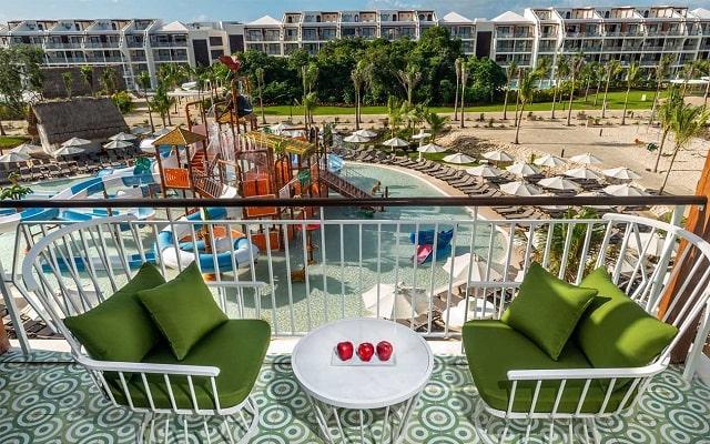 Hotel Ocean Riviera Paradise All Inclusive, cómodas instalaciones
