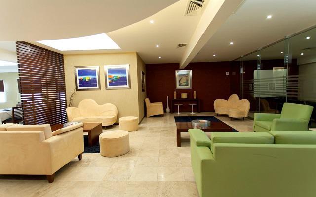 Te ofrece cómodas áreas comunes de estilo contemporáneo