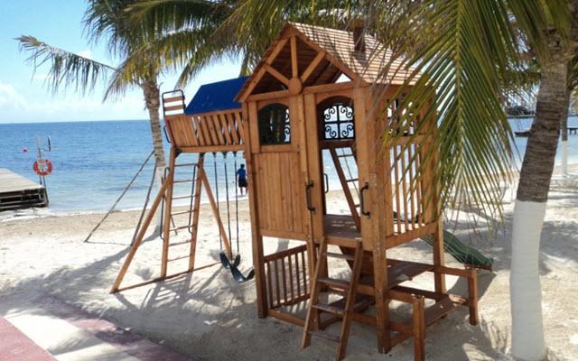 Hotel Ocean View Cancún Arenas, juegos infantiles
