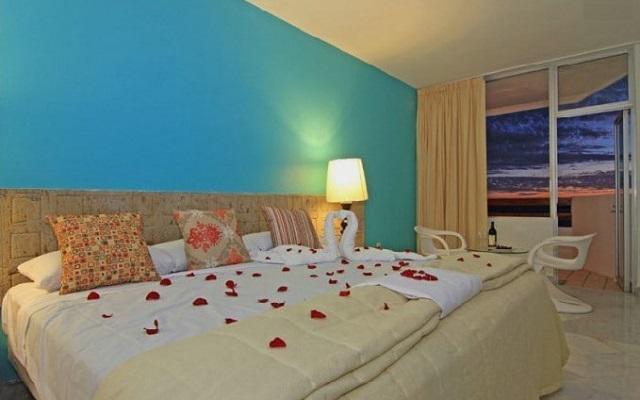 Hotel Océano Palace Mazatlán, ofrece amenidades para lunamieleros