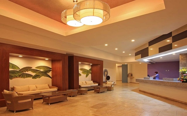 Hotel Océano Palace Mazatlán, atención personalizada desde el inicio de tu estancia