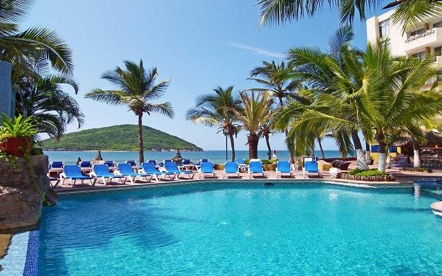 Hotel Océano Palace Mazatlán, escenarios fascinantes