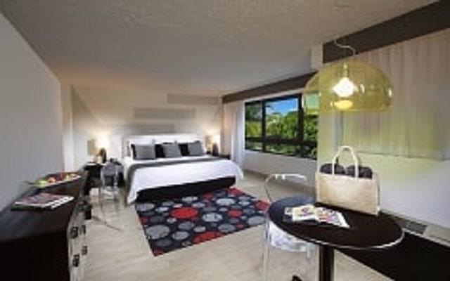 Hotel Oh! Cancun the Urban Oasis, amplias y luminosas habitaciones