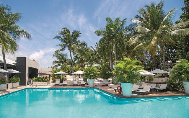 Hotel Oh! Cancun the Urban Oasis, disfruta de su alberca al aire libre