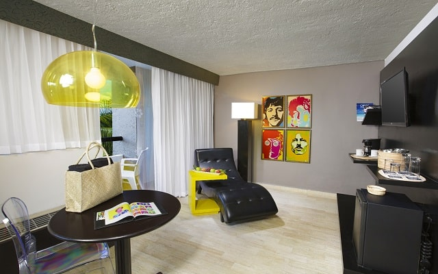 Hotel Oh! Cancun the Urban Oasis, habitaciones bien equipadas