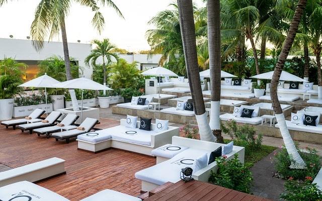 Hotel Oh! Cancun the Urban Oasis, relajate en la comodidad de sus camastros