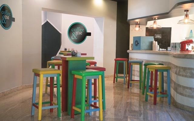 Hotel Oh! Cancun the Urban Oasis, sitio ideal para tus alimentos