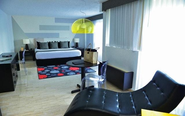 Hotel Oh Cancún The Urban Oasis, habitaciones bien equipadas