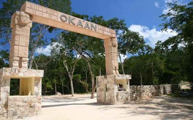 Hotel Okaan en Chichén Itzá