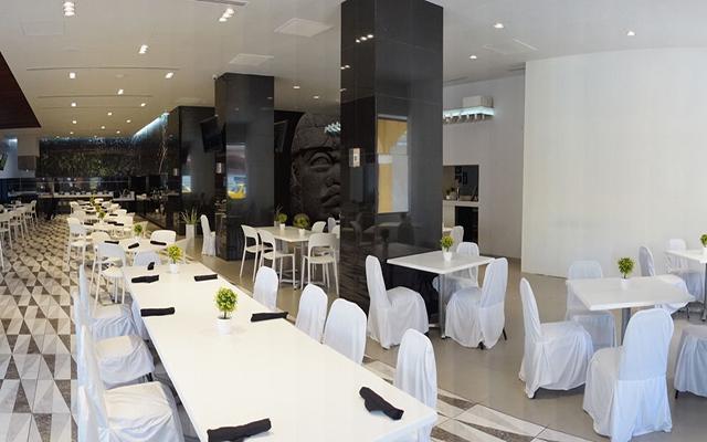 Olmeca Plaza, escenario ideal para disfrutar de los alimentos