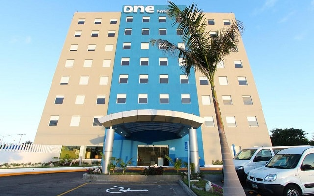 Hotel One Cancún Centro en Cancún Centro