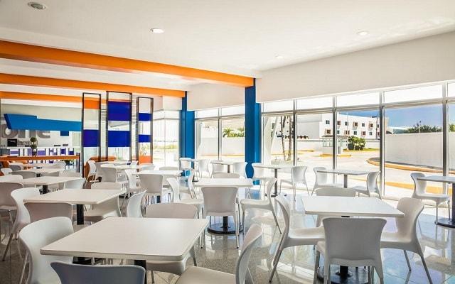 Hotel One Playa del Carmen Centro, escenario ideal para tus alimentos