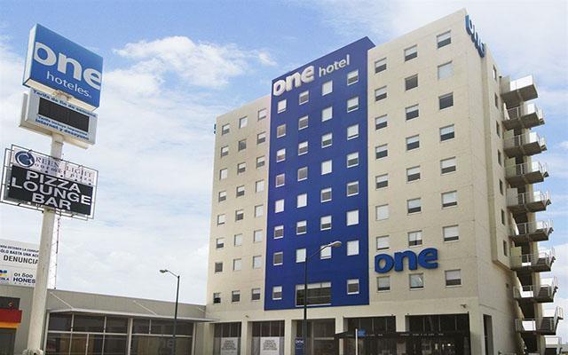 Hotel One Puebla Finsa en Cuautlancingo