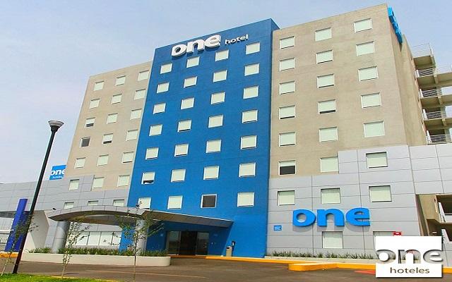 Hotel One Querétaro Plaza Galerías