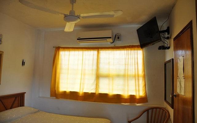Hotel Oviedo Acapulco, habitaciones bien equipadas