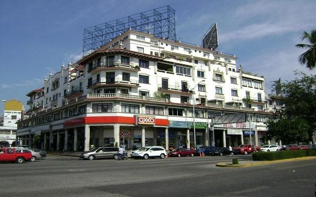 Hotel Oviedo Acapulco, buena ubicación