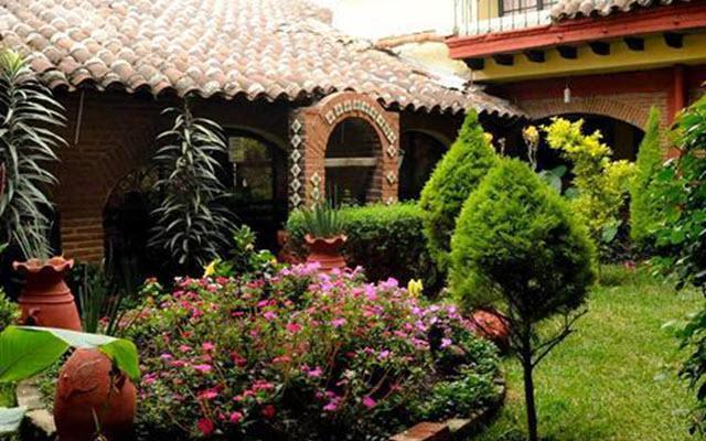Hotel Palacio de Moctezuma San Cristobal