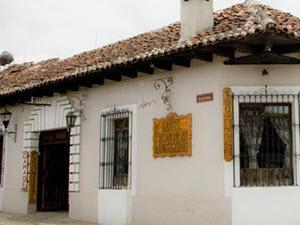 Hotel Palacio de Moctezuma  en San Cristóbal