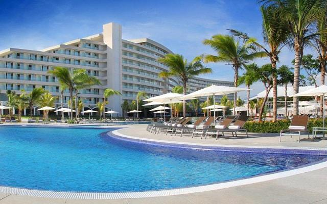Hotel Palacio Mundo Imperial en Zona Diamante
