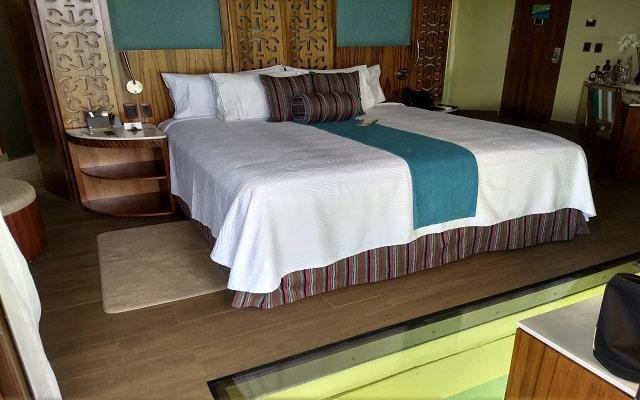 Hotel El Dorado Palafitos by Karisma, habitaciones con todas las amenidades