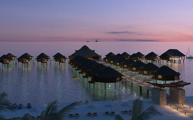 Hotel Palafitos Overwater Bungalows by Karisma, ideal para compartir con tu pareja