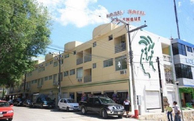 Hotel Palenque  en Palenque