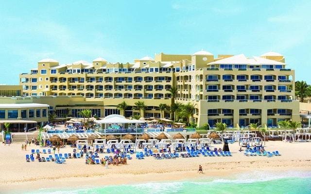 Hotel Panamá Jack Gran Caribe Cancún en Zona Hotelera
