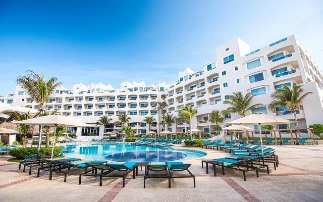 Hotel Panamá Jack Resorts Gran Caribe Cancún, aprovecha cada instante