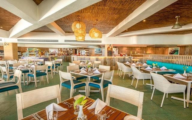 Hotel Panamá Jack Resorts Gran Caribe Cancún, escenario ideal para tus alimentos