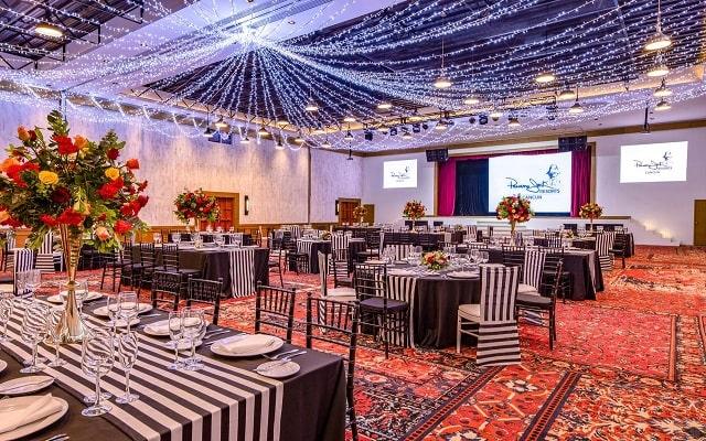 Hotel Panamá Jack Resorts Gran Caribe Cancún, salón de eventos