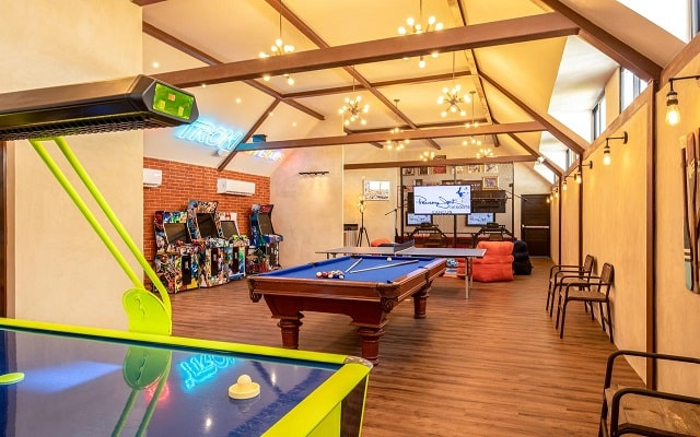 Hotel Panamá Jack Resorts Gran Caribe Cancún, juegos