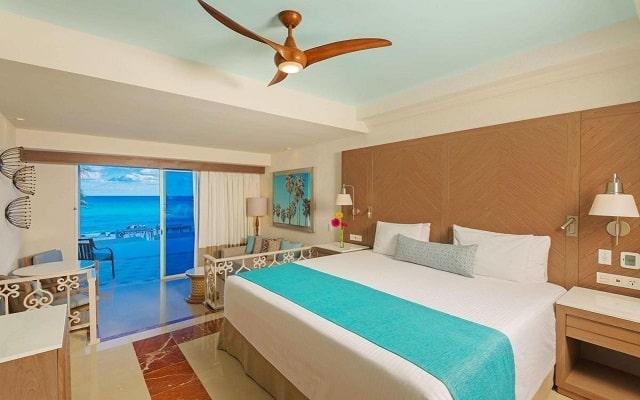 Hotel Panamá Jack Resorts Gran Caribe Cancún, cómodas habitaciones