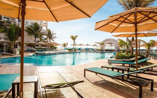 Hotel Panamá Jack Resorts Gran Caribe Cancún, sitios diseñados para tu descanso