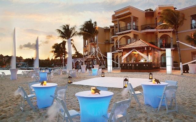 Hotel Panama Jack Resorts Gran Porto Playa del Carmen, escenarios fascinantes